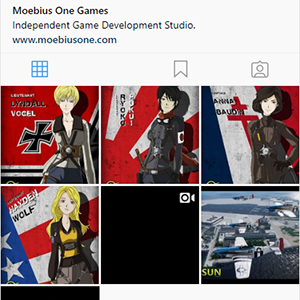 Moebius One Instagram is up and running!
